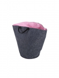Filztasche HALINA Pink