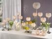 Kristall Kerzenständer 2er Set Kristalllicht
